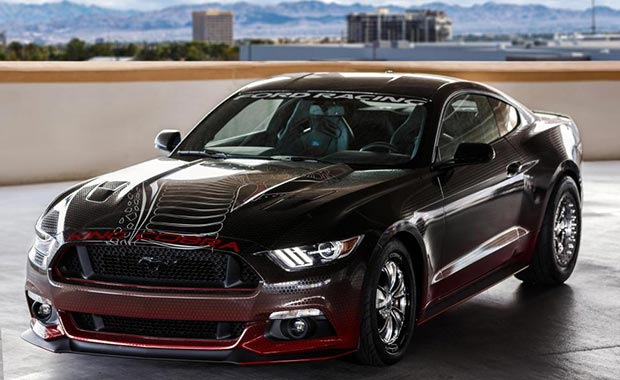 2015 Ford Mustang GT King Cobra