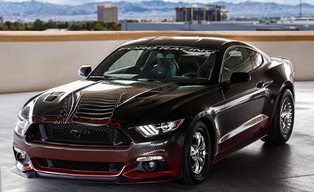 2015 Ford Mustang GT King Cobra tanıtıldı!