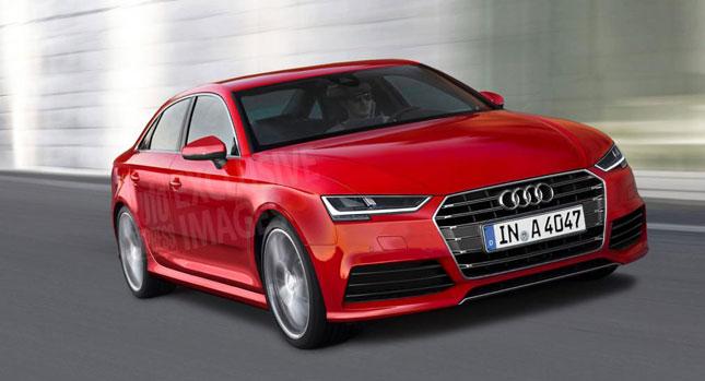 2016_Audi A4