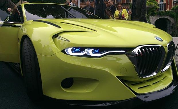 BMW 3.0 CSL Hommage Fiyat Listesi, Yorumları ve Özellikleri