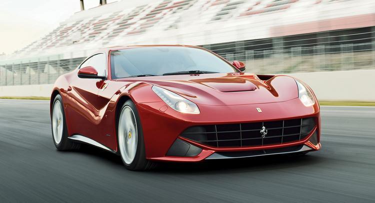 Ferrari F12 Berlinetta Speciale