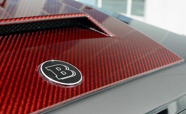 Mercedes Benz G63 AMG 6x6 Brabus