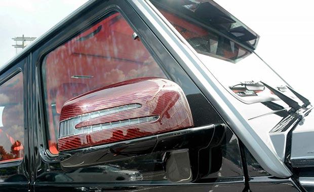 Mercedes Benz G63 AMG 6x6 Brabus1