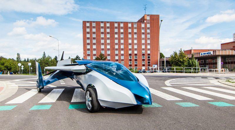 Uçan Otomobiller Hayali Gerçeğe Dönüşüyor