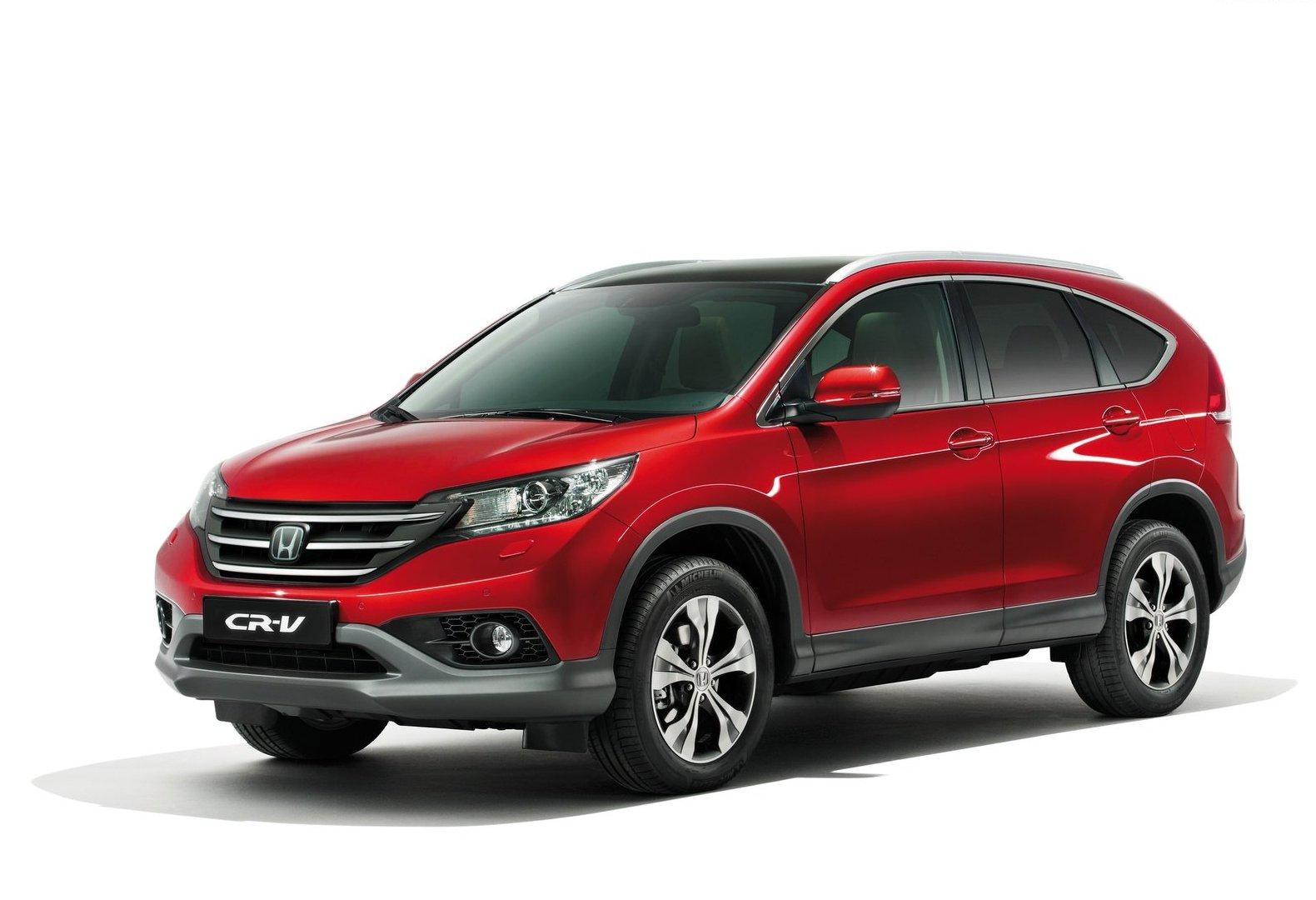 Honda CR-V ön görünüş