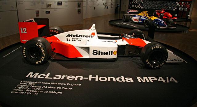 Honda, F1'e McLaren'le birlikte girdi!